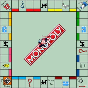 Monopoly Clipart.