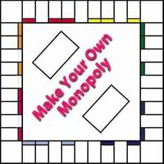 free clip art monopoly game pieces.