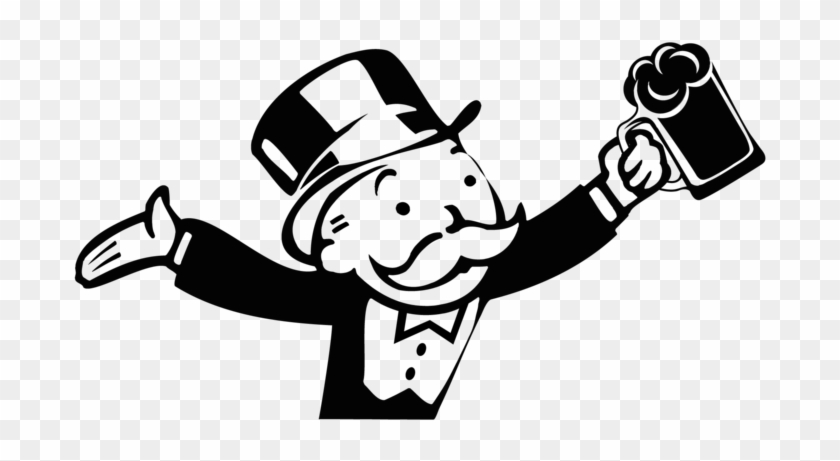 Monopoly Man Png.