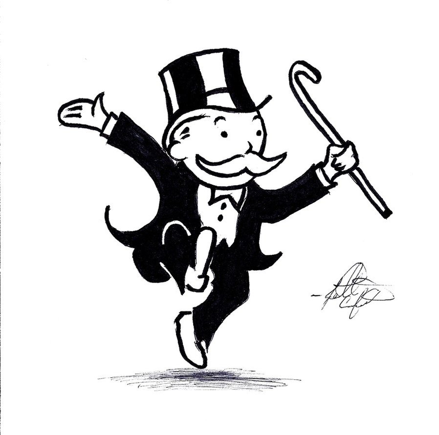 Free Monopoly Guy Png, Download Free Clip Art, Free Clip Art.