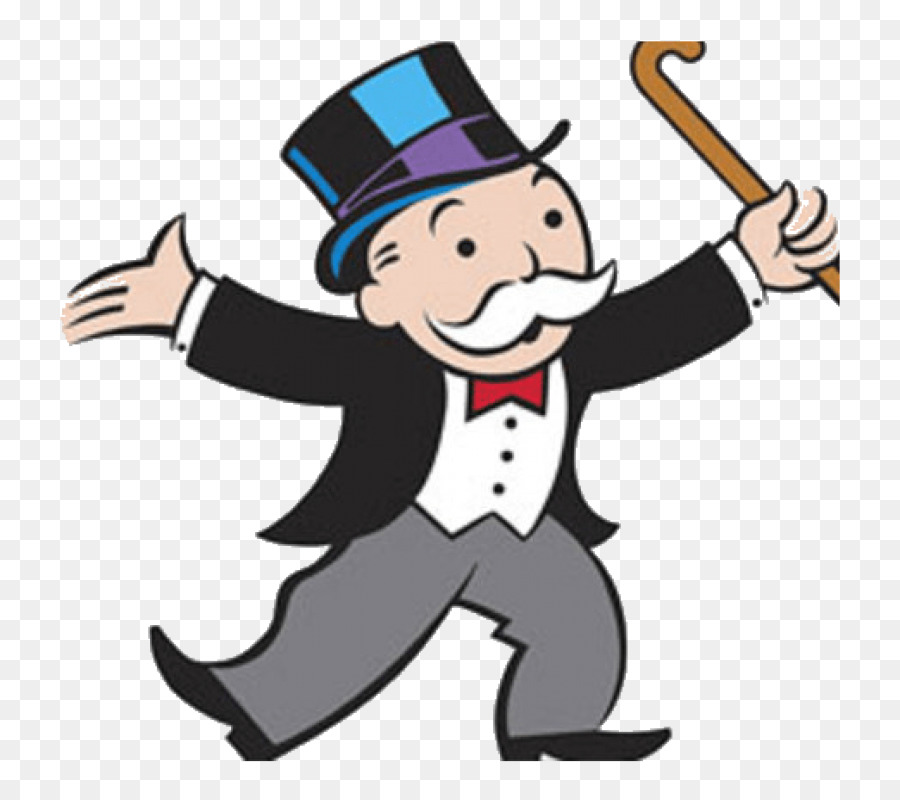 Monopoly Man Png & Free Monopoly Man.png Transparent Images.
