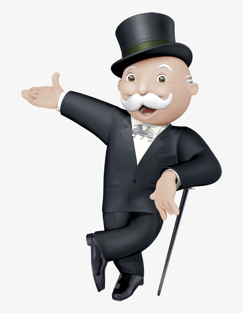Download Free png Monopoly Guy Png, png collections at.