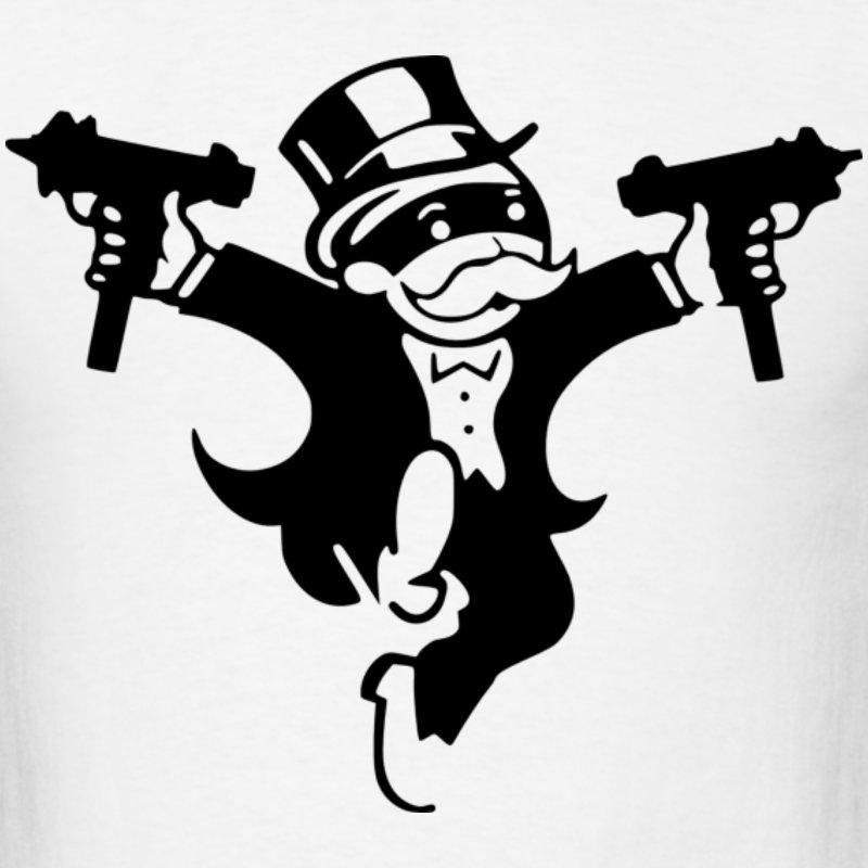 Monopoly Man T.