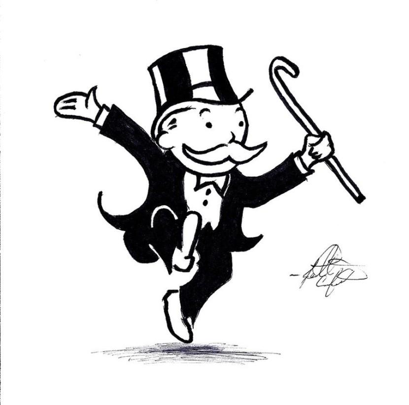 Best Monopoly Clip Art #18484.