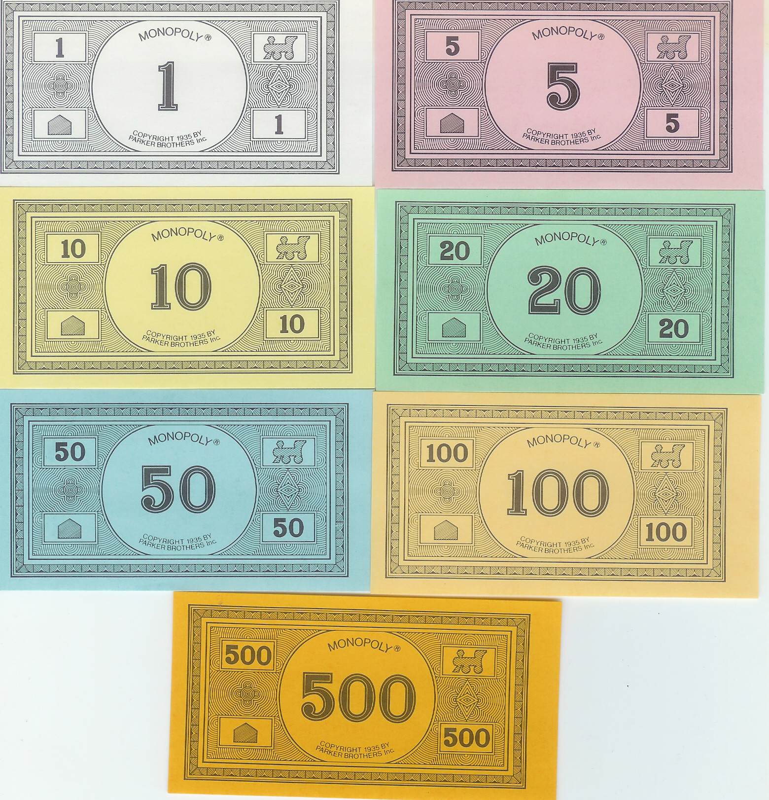 Download Monopoly Money Template.