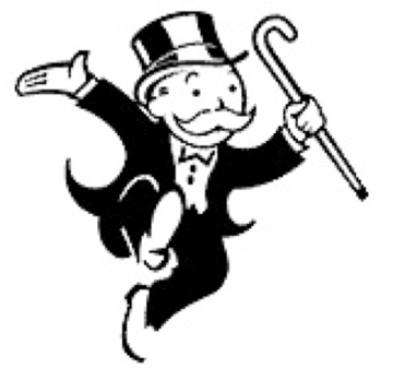 Monopoly Money Clipart#2066246.