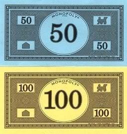 Monopoly Money Clipart.