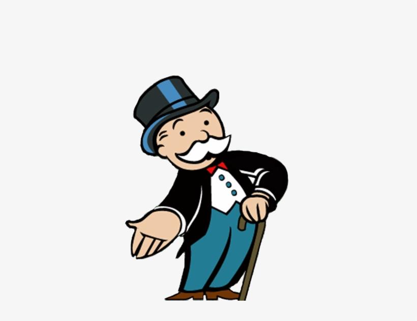 Download Free png Monopoly Man Png Monopoly Man Transparent.