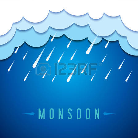 1,183 Monsoon Cliparts, Stock Vector And Royalty Free Monsoon.