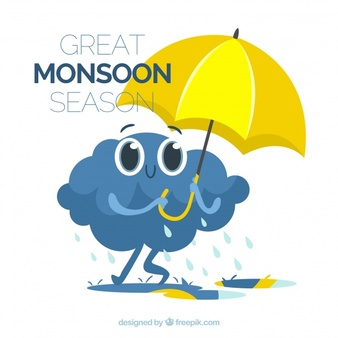 Monsoon Vectors, Photos and PSD files.