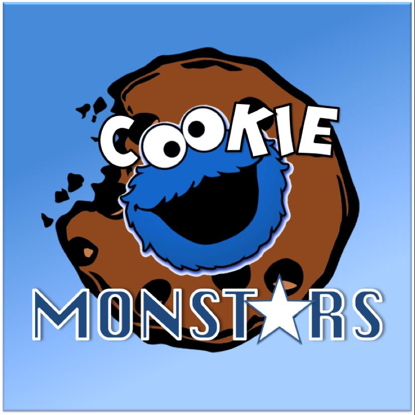 Cookie Monstars Logo.