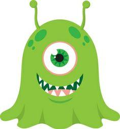 Monster Clip Art For Kids.