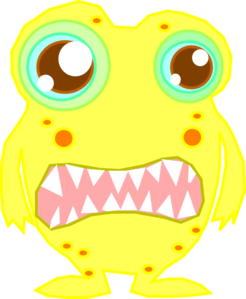 Monster Clipart Png.