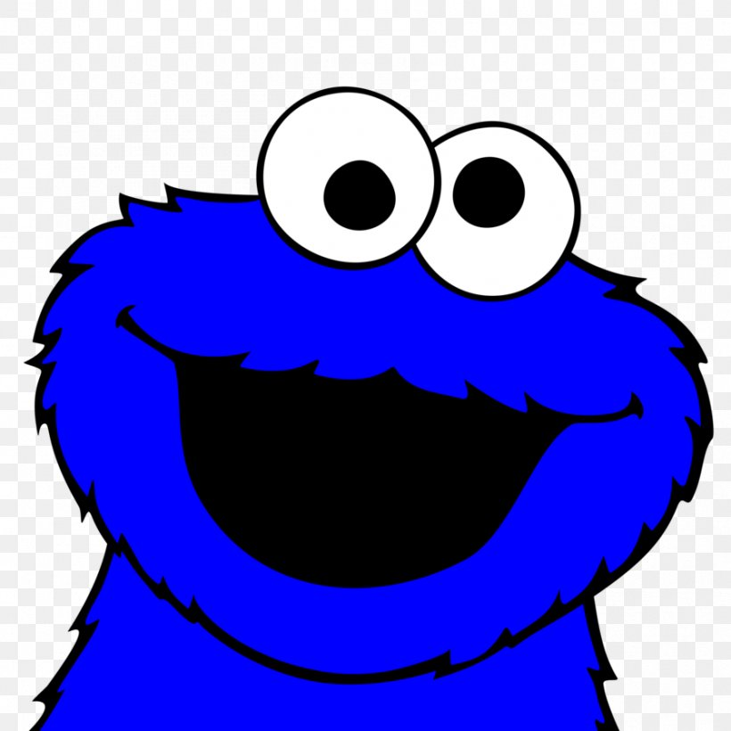 Cookie Monster Chocolate Chip Cookie Biscuits Clip Art, PNG.