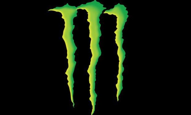 Monster Energy.