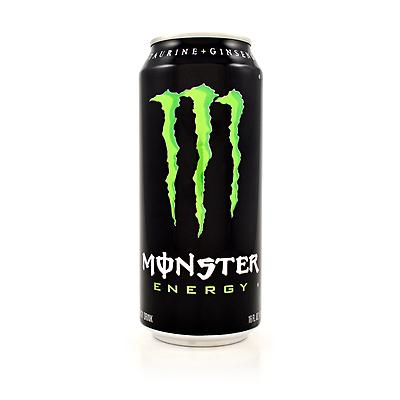 Monster Energy Drink Review.