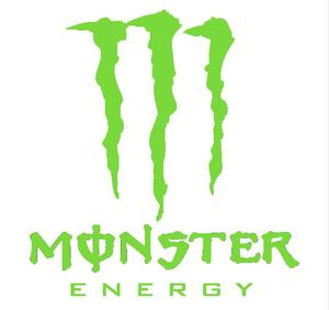 Monster Energy Drink clip art.