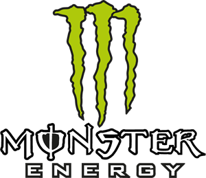 Meaning Monster Energy logo and symbol.
