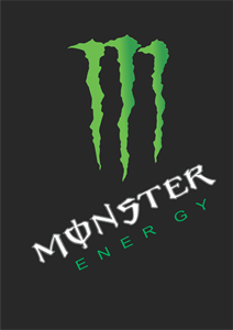 Monster Energy Logo Vector (.CDR) Free Download.