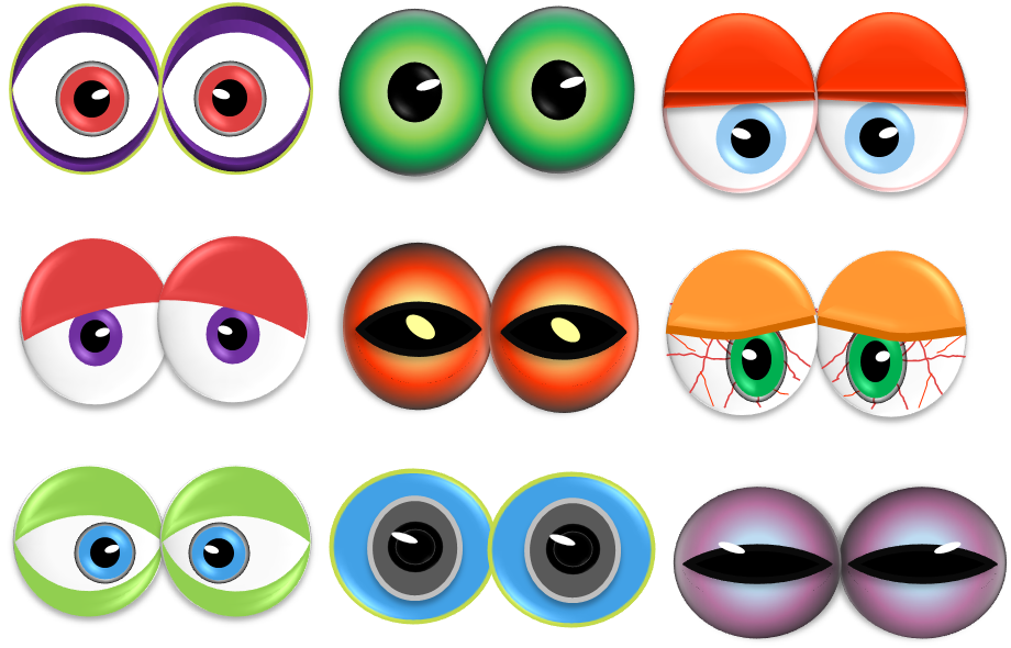 Throw a Monster Eyes Party!.