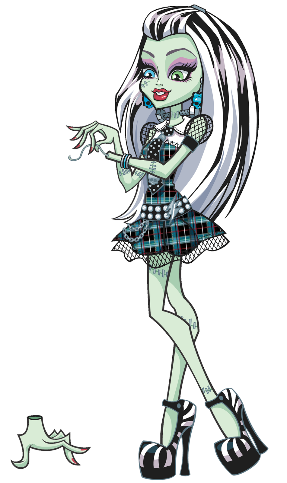Image result for monster high frankie.