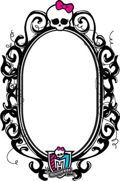 Related clip arts monster high printable coloring pages coloring free monster high digital paper pack bookmarktalkfo Choice Image