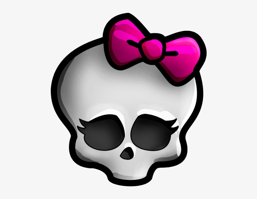 Skull Clipart Monster High.