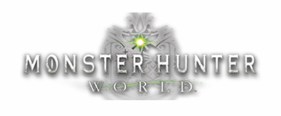 Monster Hunter World Logo Png.
