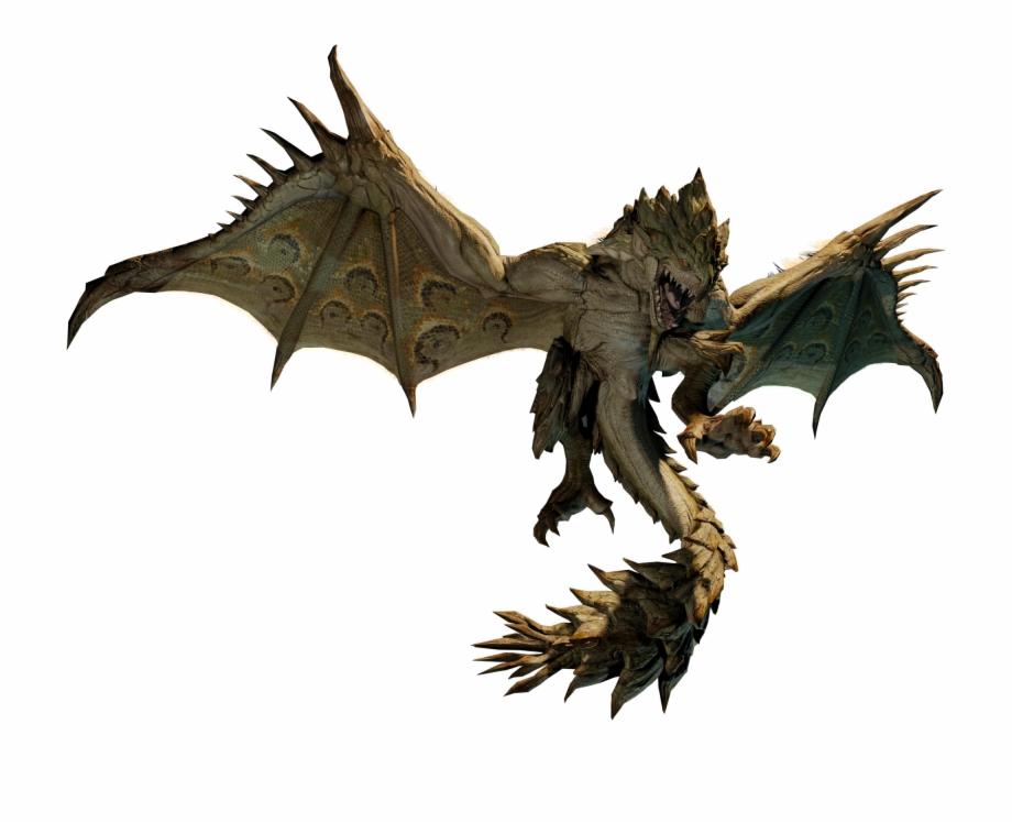 Monster Hunter World Transparent Images.