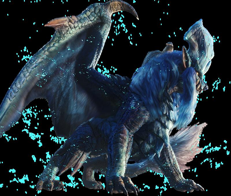 Download Free png Monster Hunter World Transparent PNG.
