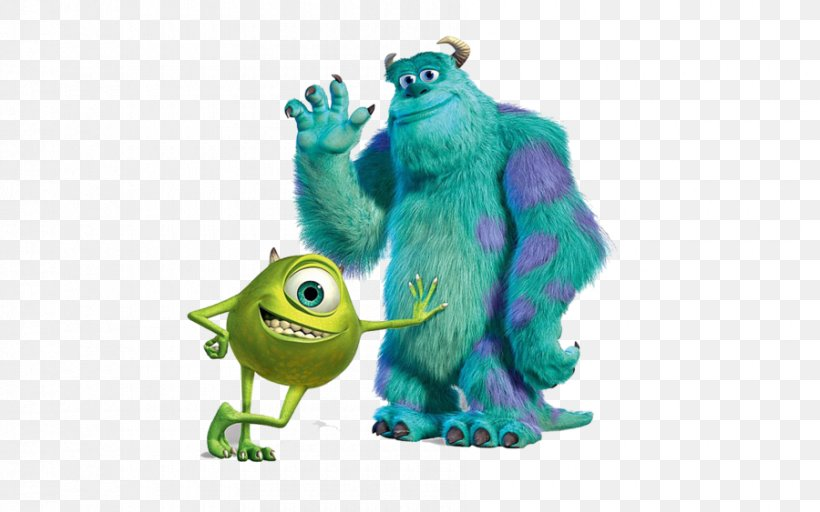Monsters, Inc. Ride & Go Seek Monsters, Inc. Mike & Sulley.