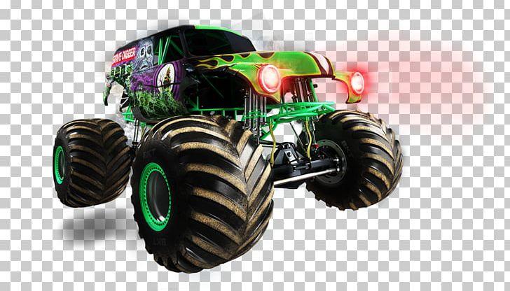 Monster Truck Destruction™ Car Tire Monster Jam World Finals.