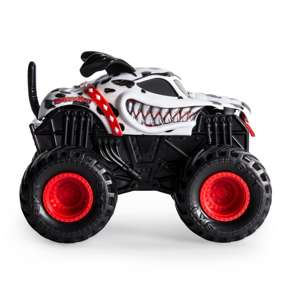 Monster Jam 1:43 Scale Rev 'N Roar Monster Truck (Styles Vary).