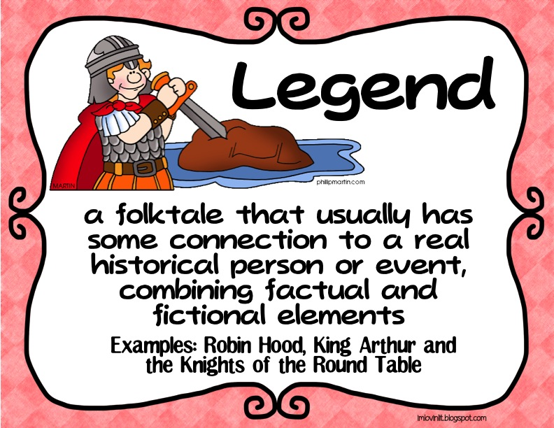 Legends Clipart.