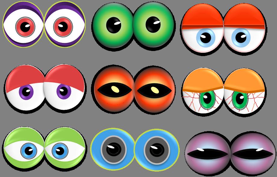 Monster Eyes Clipart & Monster Eyes Clip Art Images.