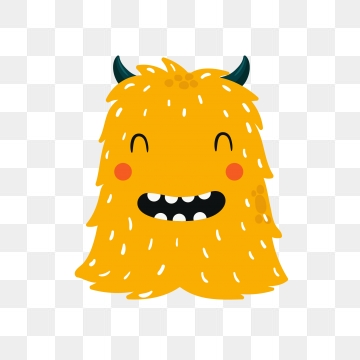 Monster Png, Vector, PSD, and Clipart With Transparent.
