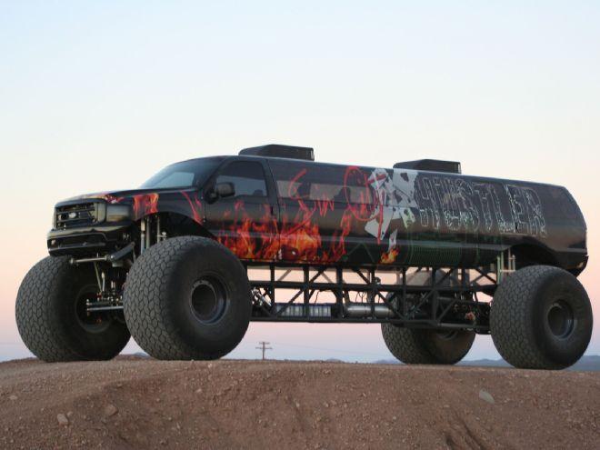 17 Best ideas about Big Monster Trucks on Pinterest.