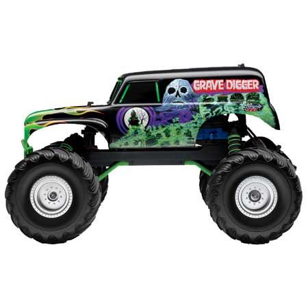 Monster Truck Grave Digger Clipart.