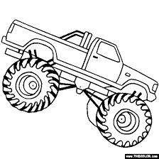 Image result for monster truck clip art black and white.