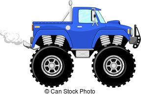 Monster truck Vector Clipart EPS Images. 288 Monster truck clip.