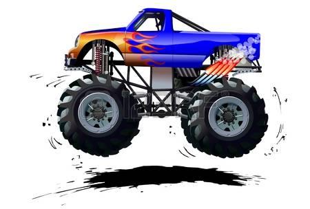 Free Monster Truck Clipart Best Transportations Clip Art.