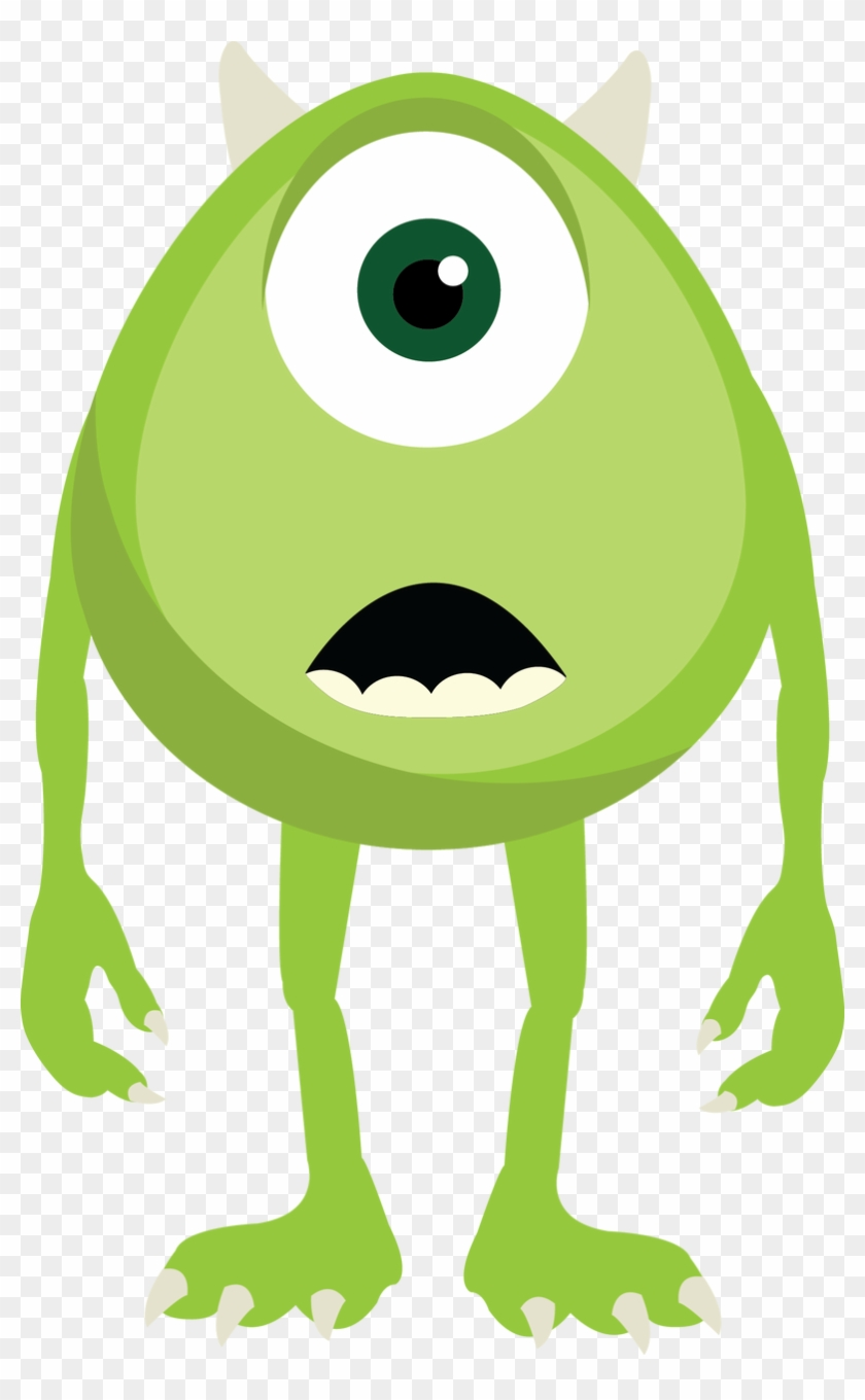 Monsters University Clipart Svg.