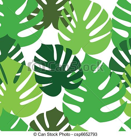 Monstera deliciosa Vector Clipart EPS Images. 14 Monstera.