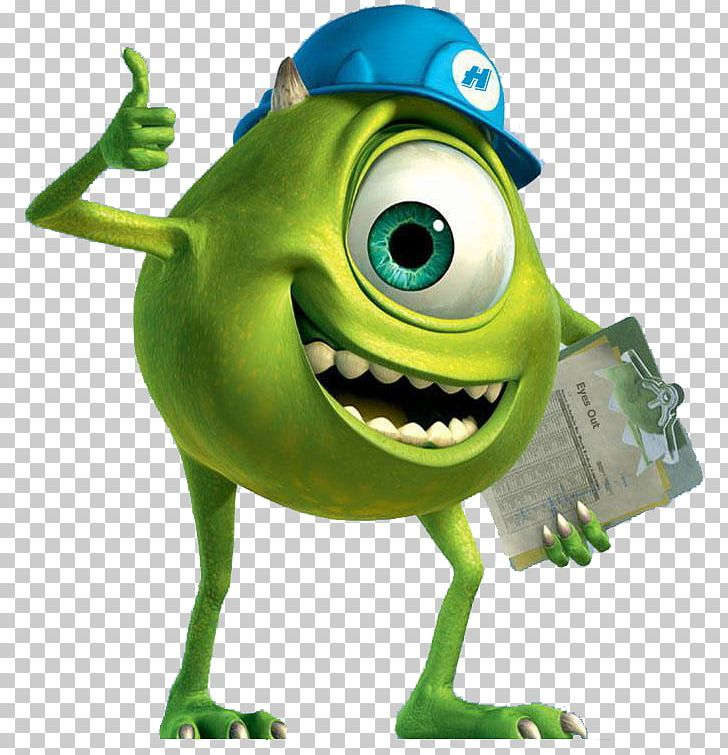 Mike Wazowski James P. Sullivan Randall Boggs Monsters PNG.