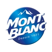 Working at MONT BLANC.