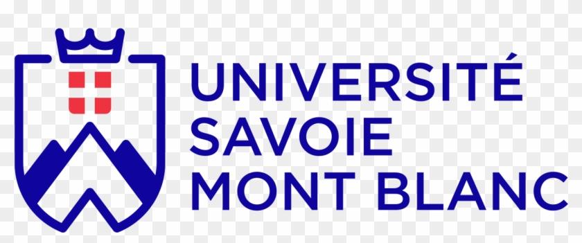 Logo Université Savoie Mont Blanc.