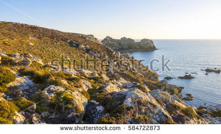 Finistere Stock Photos, Royalty.