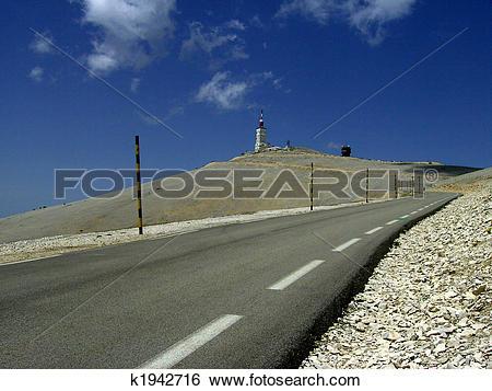 Stock Images of Mont Ventoux 15 k1942716.