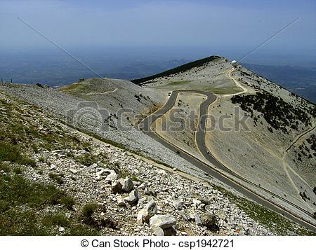 Stock Photography of Mont Ventoux 16 csp1942721.