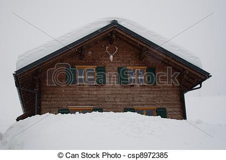 Stock Bilder von Hütte, montafon, Ski fahrend.